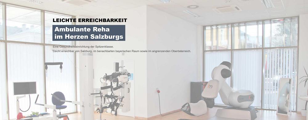 haus sankt lukas rehabilitation in Salzburg